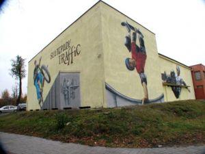 Kryty Skatepark w Czeladzi 9