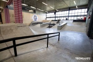 Kryty skatepark w Warszawie
