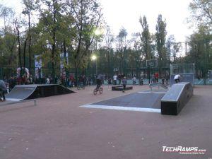 Krzywy Róg Skatepark