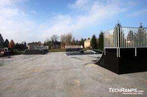 Kudowa_Zdroj_skatepark - panorama