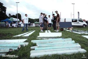 Lines of Bielawa 2010 - budowa boxa z Techramps