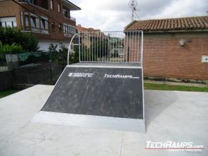 Meruelo Bank ramp