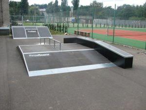 Mini Skatepark w Teresinie - 1