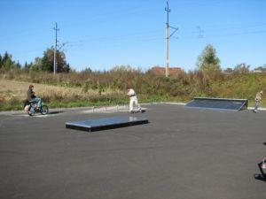 Mini Skatepark w Tuchowie - 1