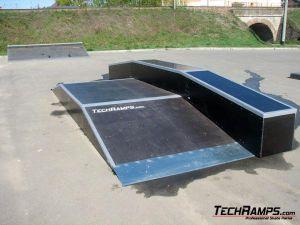 Mini Skatepark w Tuchowie - 7