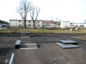 Mini Skatepark w Wierzbniku 1