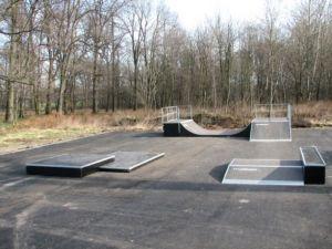 Mini Skatepark w Wierzbniku 2