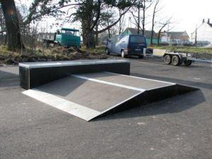 Mini Skatepark w Wierzbniku 4