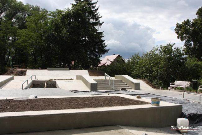 Mini skateplaza in Stepnica
