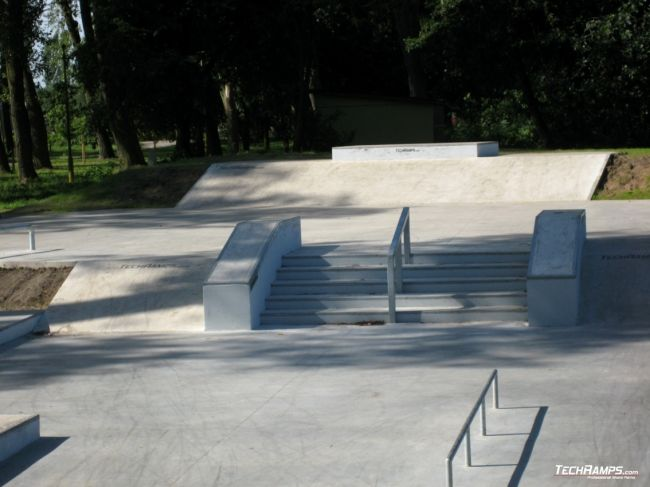 Mini skateplaza in Stepnica