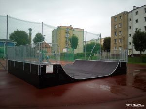 Mini spin Ramp in standard technology Giżycko