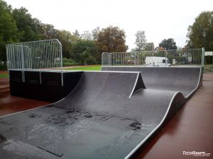 Mini Spin Ramp near primery school no 4 in Giżycko