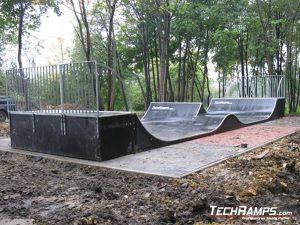 Mini spin ramp w Radzionkowie_2