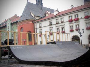 Minirampa na Małym Rynku Kraków - 5
