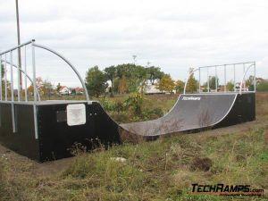 Minirampa w Toruniu - 3
