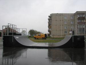 Minirampa w Witkowie - 2