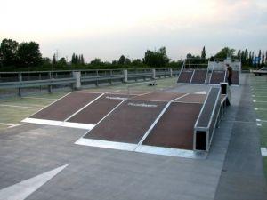 Mobilny skatepark do wypożyczania 10