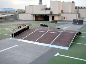 Mobilny skatepark do wypożyczania 5