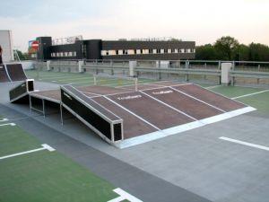 Mobilny skatepark do wypożyczania 6