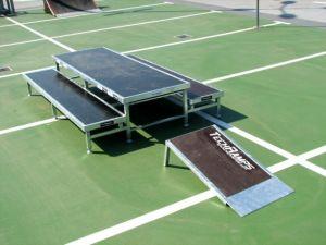 Mobilny skatepark do wypożyczania 7