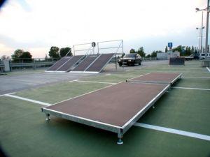 Mobilny skatepark do wypożyczania 8
