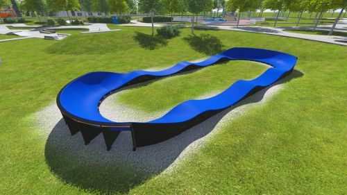 Modular Pumptrack PC1