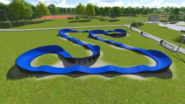 Modular Pumptrack PC5