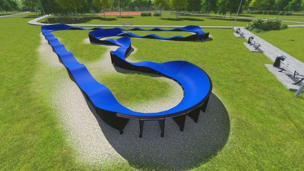 Modular Pumptrack PC6