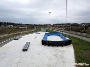 Modular skatepark in Prestige technology Bilcza