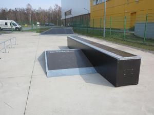 Modułowy funbox - Tarnowskie Góry