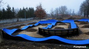 Modułowy pump track