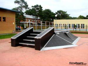 Naturam Foto skatepark - Niechorze