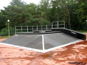 Naturam Foto skatepark - Niechorze 2
