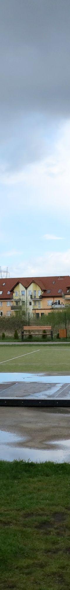 New ramp in Mierzyn Poland