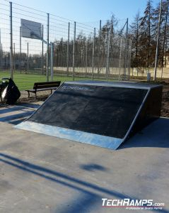 New skatepark for Szamotuly