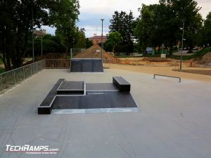 New skatepark in Opatów