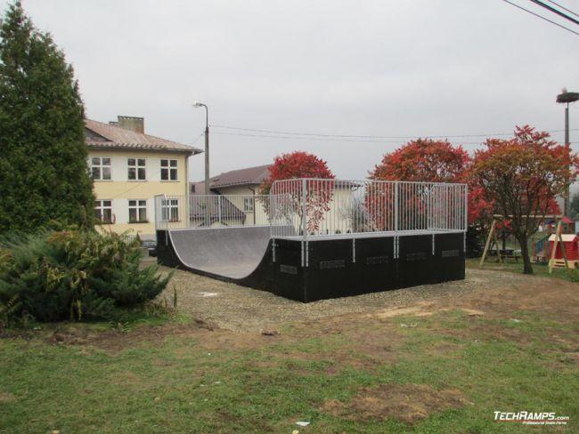Скејтпарк Nieszkowice Wielkie