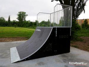 Nowy skatepark w Nowym Mieście nad Pilicą