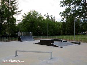 Nowy skatepark w Opatowie