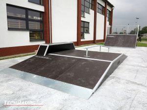 Nowy skatepark w Rychtalu