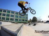 One Day - New skatepark in Będzin - BMX