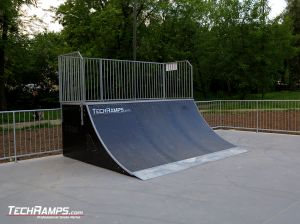 Opatów and brand new skatepark