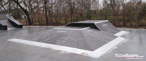 Ostrów Mazowiecka Skatepark