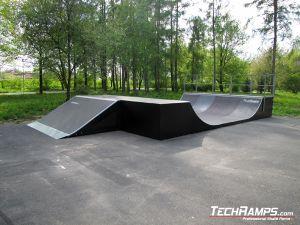 Ostrowiek Świętokrzyski skatepark