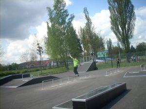 Otwarcie skateparku w Golubiu-Dobrzyniu - 3