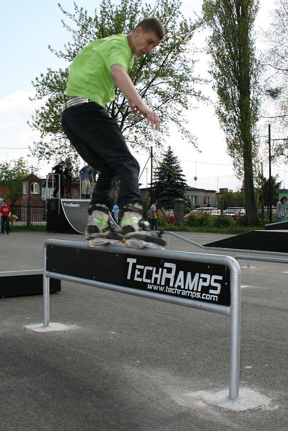 Otwarcie skateparku w Golubiu-Dobrzyniu - 4