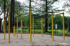parkour park Lubliniec 2