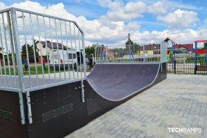 Parque de patinaje Jeżowe