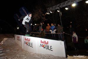 Pokazy Red Bull MOBILE Snowboard Attack