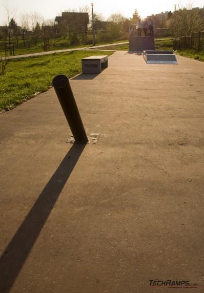Pool jam na skateparku